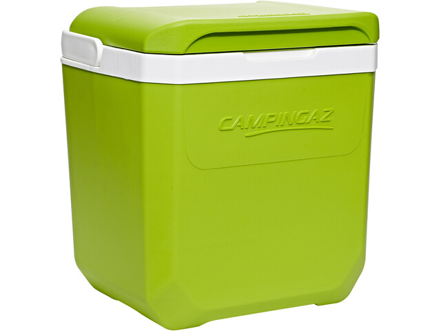 Campingaz Icetime Plus Nevera portátil 26L, lime green